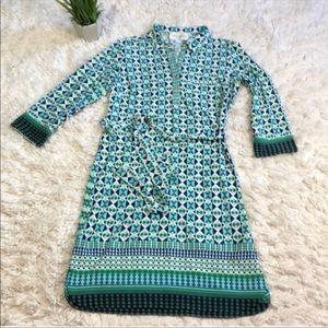 Donna Morgan Jersey shirtdress Size 6